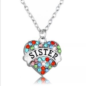 Jewelry - ✨ Sister Necklace  💐💕
